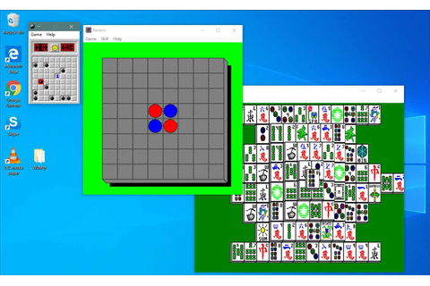 Play Minesweeper and Other Classic Microsoft Games on ...