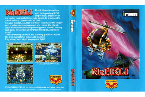 Mr. Heli | 80'S Top Games