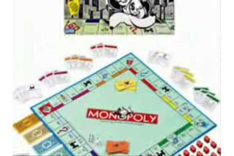 The History of the Monopoly Game - YouTube
