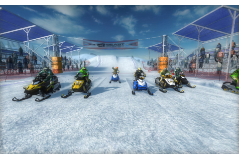 Ski-Doo Snowmobile Challenge: Amazon.de: Games