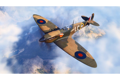 Spitfire 1a is awesome - In Game Aircraft Discussion ...