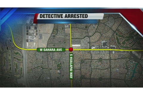 Las Vegas detective arrested for alleged drunk driving ...