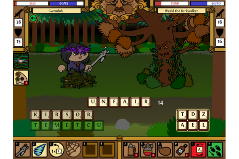 Word Realms Screenshots & Video