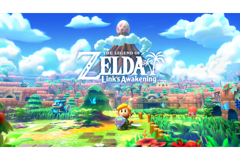 The Legend of Zelda: Link's Awakening Launches For Switch ...