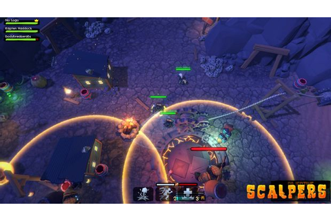 SCALPERS: Turtle & the Moonshine Gang Torrent « Games Torrent
