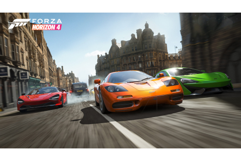 Forza Horizon 4 Gets Official PC System Requirements