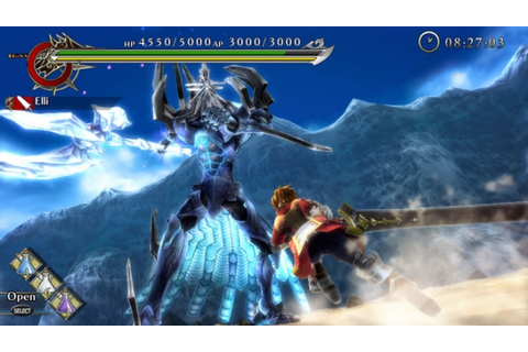 Ragnarok Odyssey Ace announced for PS3, PS Vita - Gematsu