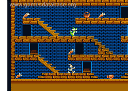 Bugs Bunny Crazy Castle - Nintendo NES - Games Database