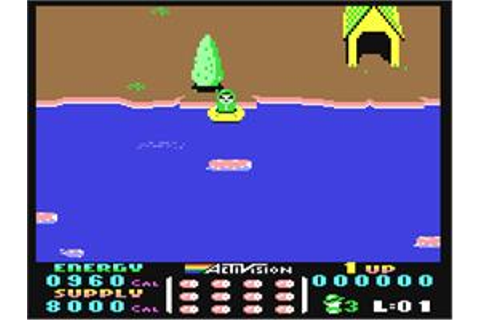 Park Patrol - Commodore 64 - Games Database