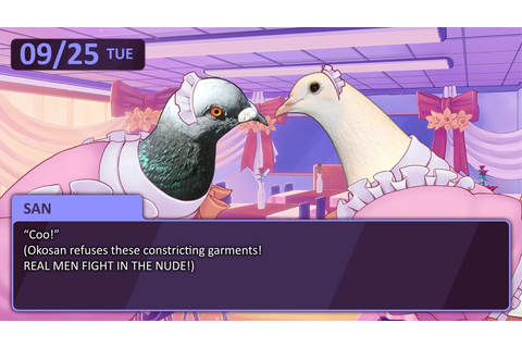 Hatoful Boyfriend, the pigeon dating sim, is coming this ...