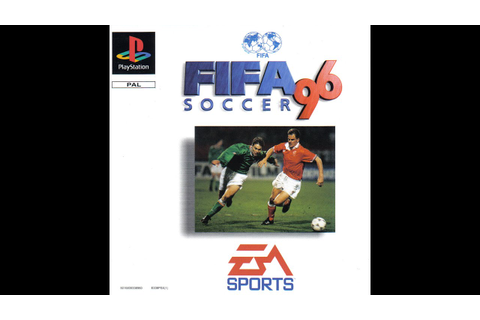 FIFA Soccer 96 gameplay (PS1) - YouTube