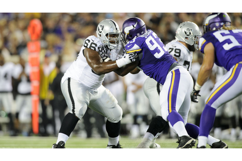 Welcome to Game Day: Raiders vs Vikings - Silver And Black ...