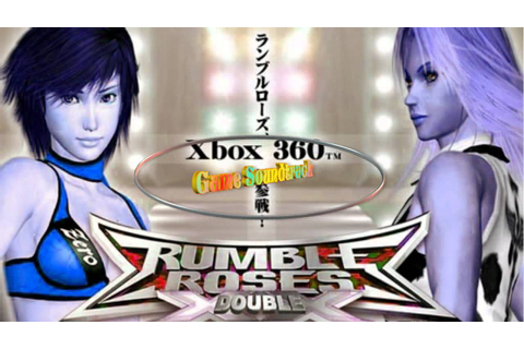Rumble Roses XX Soundtrack Theme Of Death JUDO - YouTube