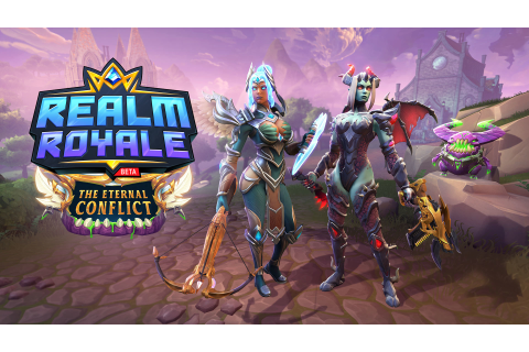 Realm Royale on Steam