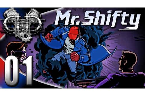 Mr Shifty Gameplay :EP1: Fantastic Action Game! I'm the ...
