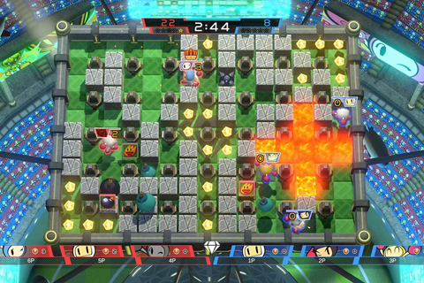 Super Bomberman R goes multiplatform with help from ...