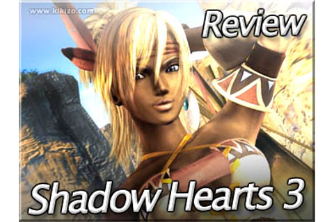 Kikizo | PS2 Review: Shadow Hearts: From the New World