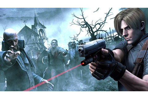 """Resident Evil 4"" Review – Fygo Games"