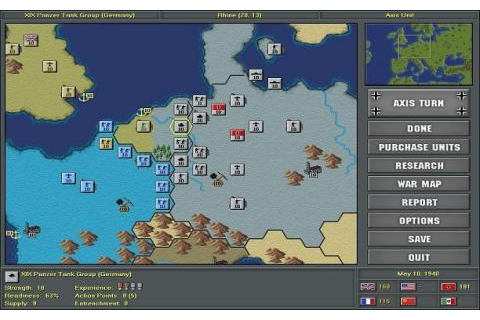 Strategic Command: European Theater download PC