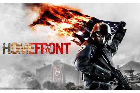 Homefront Video Game Wallpapers - 1920x1200 - 1188866
