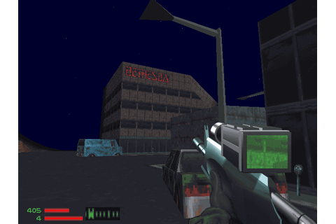 Download The Terminator: Future Shock - My Abandonware
