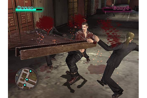 Download Game Beatdown - Fists Of Vengeance PS2 Full ...