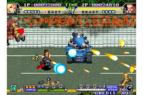 Download games for PC or tablet: Shock Troopers 2nd Squad ...
