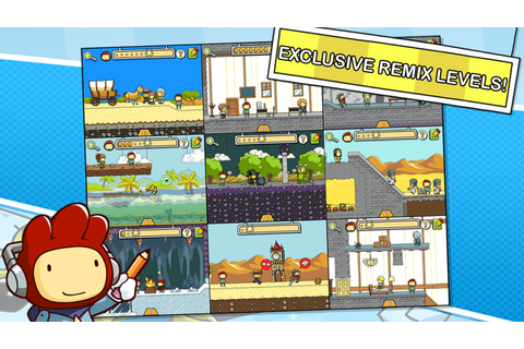 [Download] [apk] Scribblenauts Remix [Game][Android]