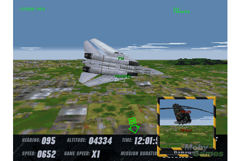 Download Top Gun: Fire at Will! - My Abandonware