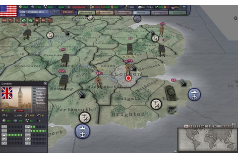 Hearts of Iron III | GameGrin Game Reviews, Previews ...