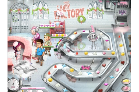Candace Kane's Candy Factory - Time Management Game for PC