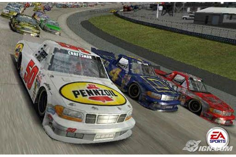 NASCAR 2005: Chase for the Cup Screenshots, Pictures ...
