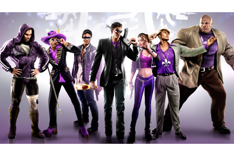 video Games, Saints Row, Saints Row: The Third Wallpapers ...