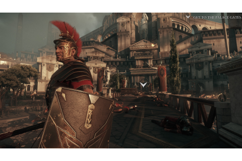 New Ryse: Son Of Rome Screenshots