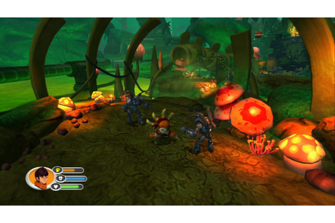 VG-Reloaded Review: Invizimals: The Lost Kingdom (PS3 ...