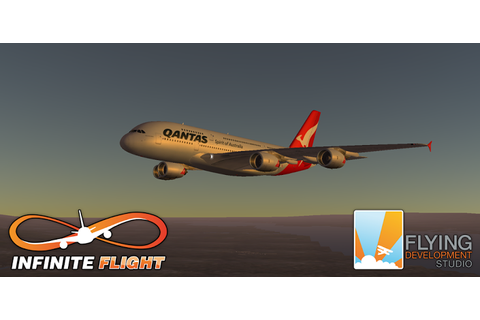 Infinite Flight Simulator v1.6.1 Apk Android Game