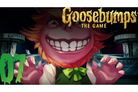 Goosebumps: The Game - Part 7: Cronby the Troll - Xbox One ...