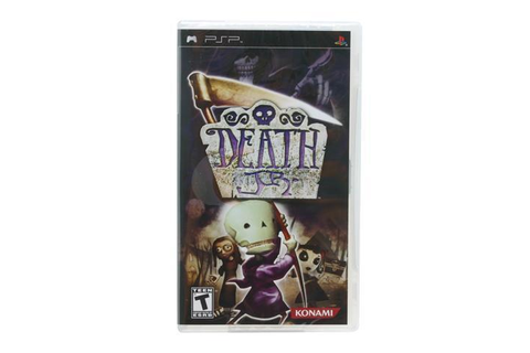 Death Jr PSP Game KONAMI - Newegg.com