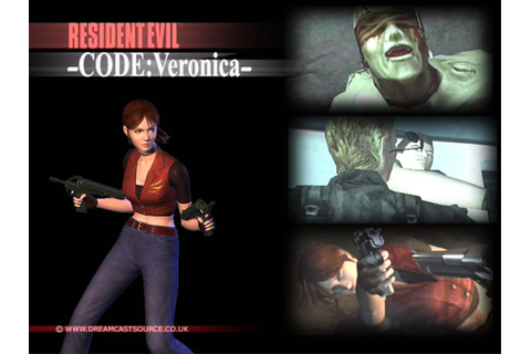 ListenToMePlayGames Resident Evil: Code Veronica Podcast ...