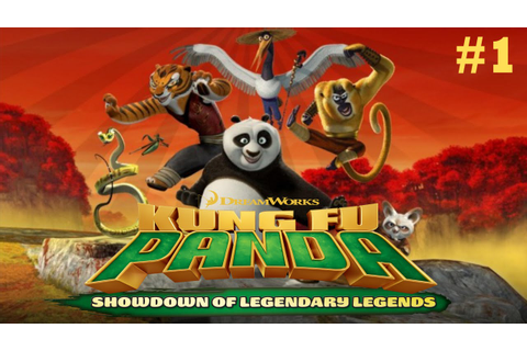 kung fu panda showdown of legendary legends Campaign ...