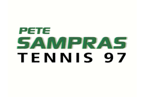 Pete Sampras Tennis '97 (1997 - Windows/DOS). Ссылки ...
