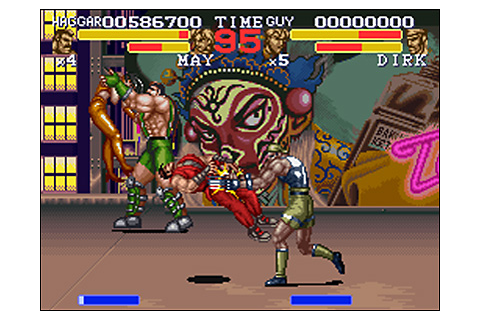Final Fight 3 - Neo Geo, Arcade & Retro Games