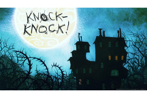 Knock-Knock.(Full game/Good ending) - YouTube
