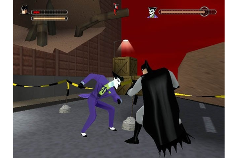 FREE DOWNLOAD GAME Batman Vengeance (PC/ENG) GRATIS LINK ...