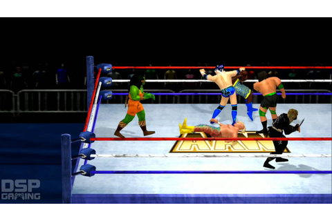 Indie Games Co-op August 2013 - Action Arcade Wrestling ...