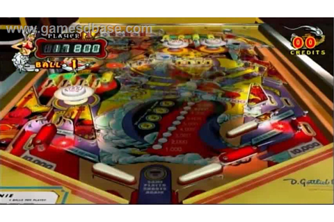 Pinball Hall of Fame: The Gottlieb Collection (PS2 ...
