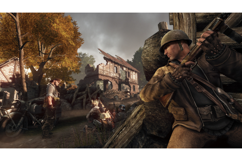 Enemy Front Screenshots - Video Game News, Videos, and ...