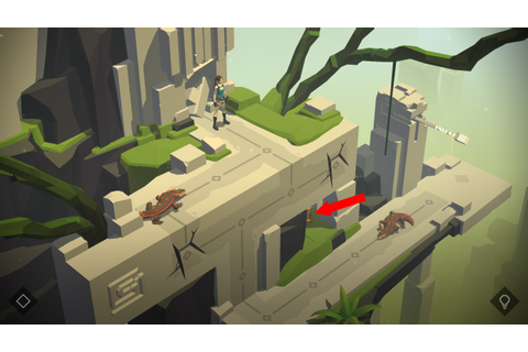 Lara Croft GO | Binary Messiah - Reviews for Games, Books ...