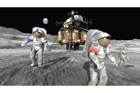 Game review: Virtual lunar life on NASA's 'Moonbase ...