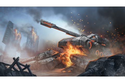 Get Iron Tanks: Battle online - Microsoft Store